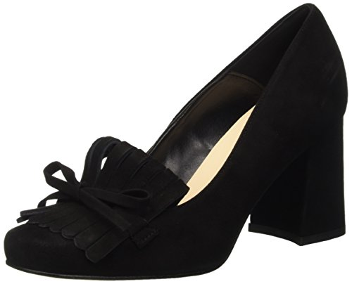 BATA 7236381 - zapatos de tacón de punta cerrada Mujer negro (negro)