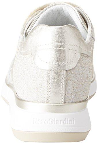Nero Giardini Champagne Crosta, Sneaker Donna beige