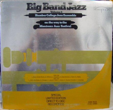 Price comparison product image Big Band Vol 2