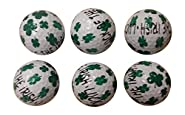 St. Patrick's Irish Golf Balls (6 Pack)