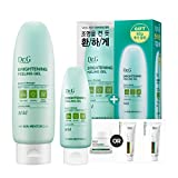 peeling Dr.G Gowoonsesang Brightening Peeling Gel Special Edition 180g (120g+60g) with Dr.G Barrier Activator Cream Sample 2ml