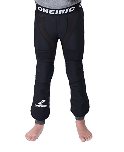 Oneiric Hockey Protective Jock Base Layer for Youth Boys w/Cup (L) ()