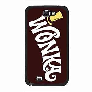 New Fashion Willy Wonka Samsung Galaxy Note 2 Case,Willy Wonka Funda For Samsung Galaxy Note 2