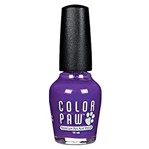 Top Performance Color Paw Nail Polish for Dogs, Poppin' Purple