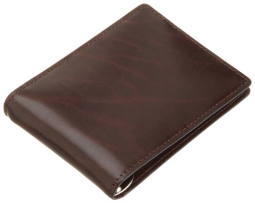 Men's Clip Cortina Wallet Dark Trafalgar Brown Trafalgar Men's Cortina Money qnw8fItPY