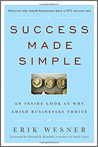 Success Made Simple: An Inside Look at Why Amish Businesses