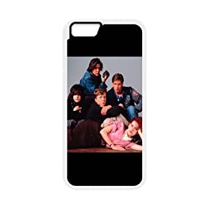 Breakfast Club iPhone 6 Plus 5.5 Inch Cell Phone Case White AMS0715336