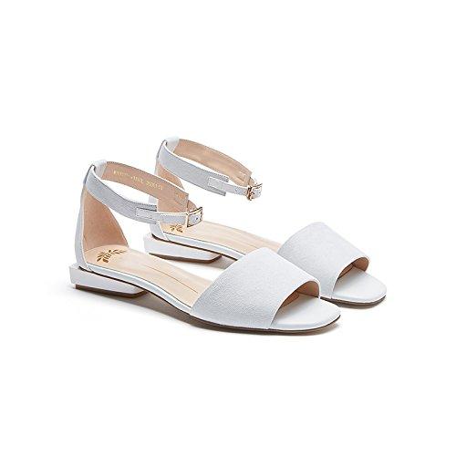 Talon Et Télévision Faites Femme Sandales Glisser EU39 SHOESHAOGE Haut Chaussures 71 UK6 Femmes Cool 6 tzwdYnq