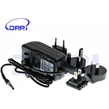 DRRI Odyssey to Universal AC Teradek Power Supply Adapter Compatible With US UK EU AU Plug