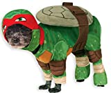 Rubie's 887723M Official Raphael Teenage Mutant Ninja Turtles Pet Dog Costume, Medium