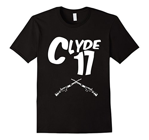 Mens Bonnie and Clyde T Shirt Couples Halloween Matching Costume Large (Halloween Costumes Bonnie And Clyde)