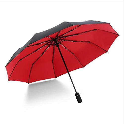 LoLa Ling brand double layer ten bone automatic folding umbrella oversized men and women business weather umbrella doublelayerumbrella doublelayerinvertedumbrella