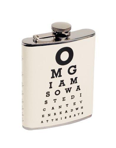 超人気新品 Hindsight is 20 20 Hip Flask by is Wild 20 Eye Wild B01NCUVMST, US-NEXT:dc51c6df --- west-llc.com
