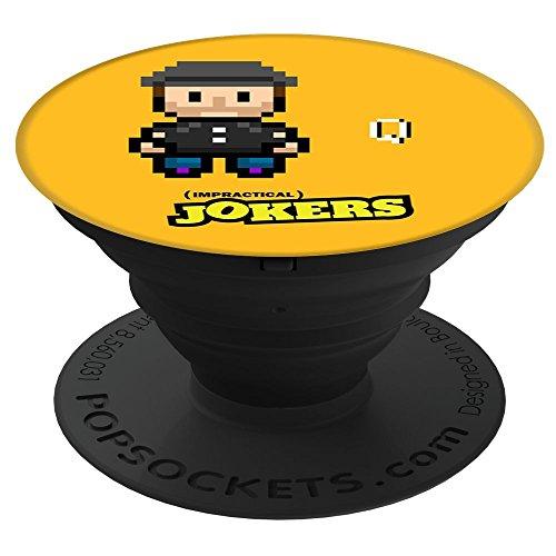 Impractical Jokers Digi Q PopSockets Stand for Smartphones and Tablets