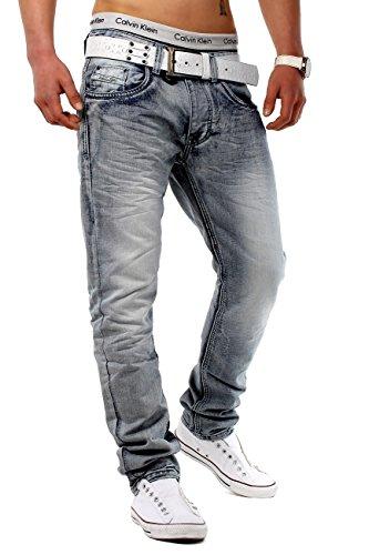 Jeans Grey gray Trace, Größe-Jeans:W31