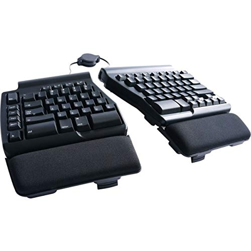 Matias Ergo Pro Keyboard for Mac, Low Force Edition
