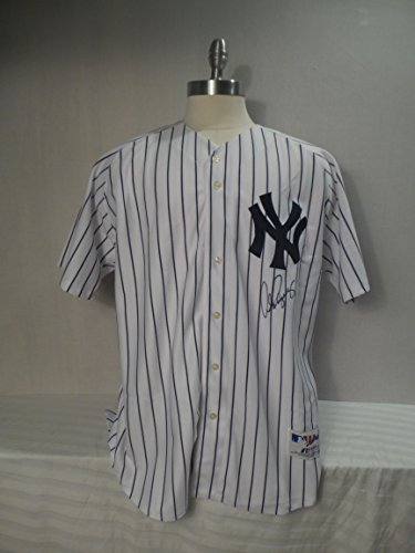 Alex Rodriguez Signed New York Yankees Autographed Jersey