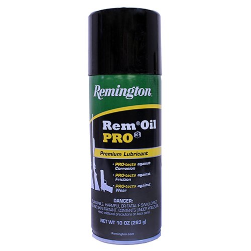 18923 Remington Accessories, Remington Oil Pro 3, Premium Lube & Protectant, 10 oz Aerosol