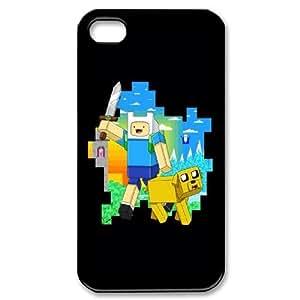 iPhone 4,4S Phone Case Adventure Time Nu3458