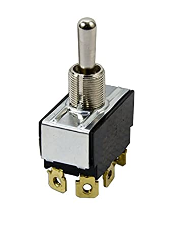 125v toggle switch wiring diagram mcgill 01210003n toggle switch  dpdt  maintained amazon com  mcgill 01210003n toggle switch  dpdt