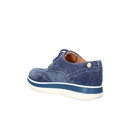 azul mujer Zapatos turquesa cordones JACKAL de para vFSWXq