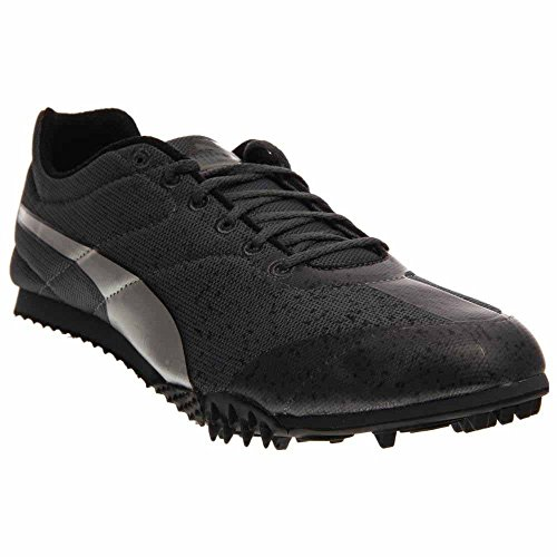 PUMA Men's TFX Star V3 Shoe, Turbulence/Puma Silver/Black, 10 M US