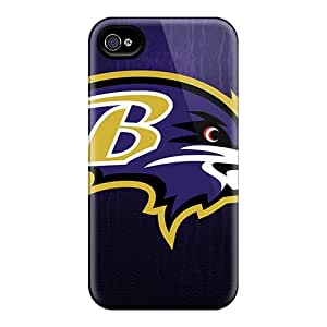 High-quality Durability Case For Iphone 4/4s(baltimore Ravens)