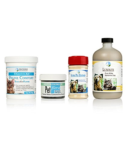 Gastro Prime Combo for Cats (Seafood) by Vitality Science