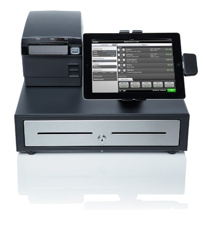 [NCR Silver POS Cash Register System for iPad or iPhone - mobile point of sale] (Ncr Cash Drawer)