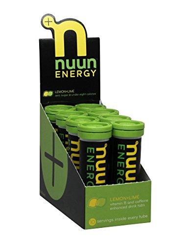 Nuun Energy B Vitamin Caffeine Electrolyte product image