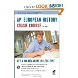 img - for AP European History Crash Course byKrieger book / textbook / text book