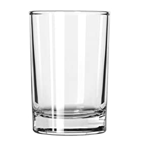 Libbey Heavy Base Juice Glasses, Set of 4