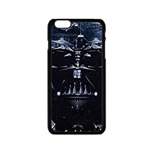 Artistic Fashion Unique Black iPhone plus 6 case