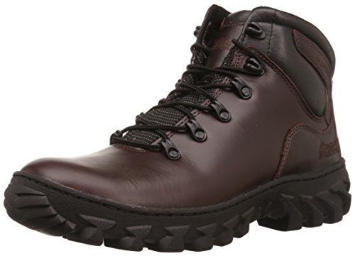 Rocky Men's S2V Jungle Hunter Waterproof Hiker Wide Dark Brown Size 13 Wide US by Rocky