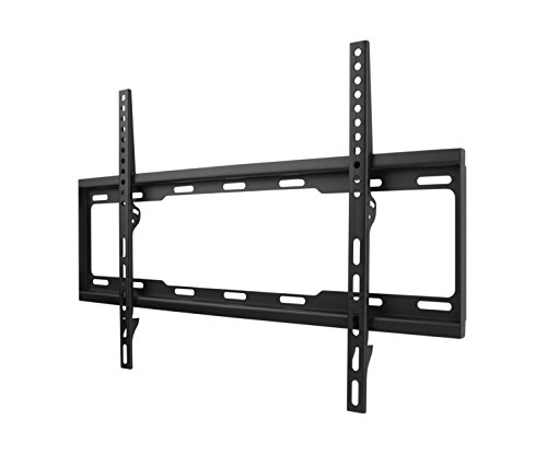 One For All WM2611 Flat Wall Mount for 32 - 84-Inch LED/LCD/Smart TV - Black by One For All