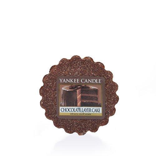 Yankee Candle Company Chocolate Layer (Chocolate Layer Cake)