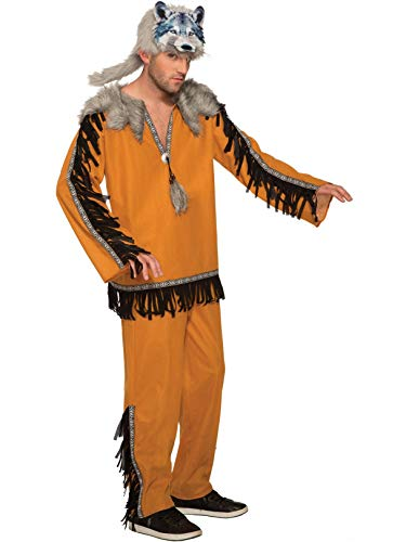 Wolf Spirit Costume for Men ()