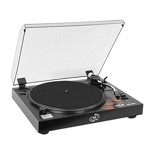 Pyle PLTTB1 Professional Belt Drive Turntable