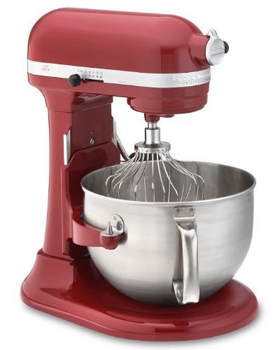 Amazon.com: Kitchenaid kp26n9 6-Quart Stand Mixer, Empire Red ... on kitchen aid range red, emerson mixer red, kitchen aid food processor red, kitchen aid coffee maker red, 5 qt kitchenaid mixer red,