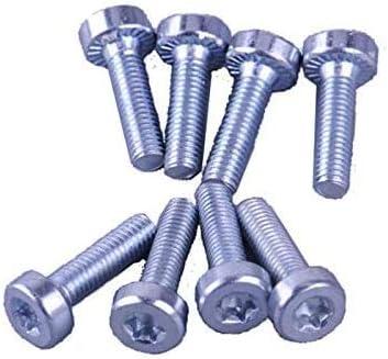 30PCS T27 Torx M5x20 Spline Screw Bolt For Stihl Chainsaw OEM 9022 371 1020