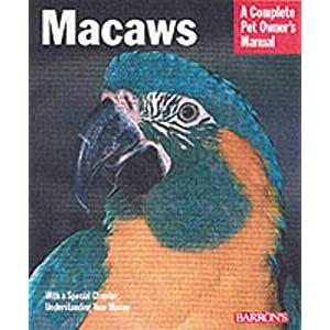 Macaws (Complete Pet Owner's Manual) 24