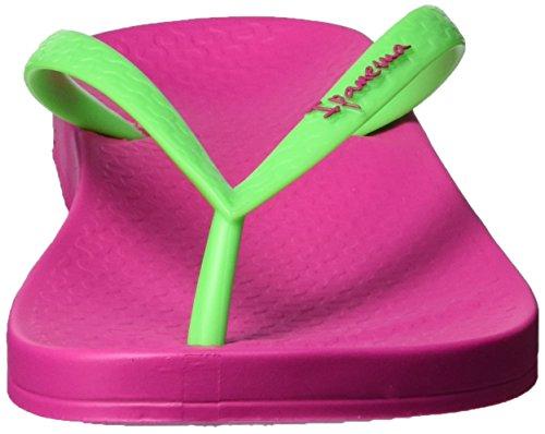 Ipanema Anatomica Tan Fem, Chanclas para Mujer Mehrfarbig (pink/green)