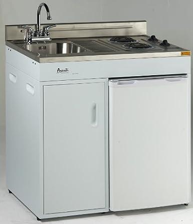 Avanti CK36 2 36 Inch Wide Compact Kitchen 110V