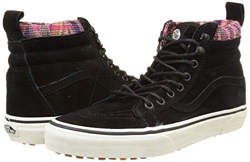 Nero Sneaker multicolore Vans Sk8 hi Adulto U Unisex Mte 7R1ZaFP