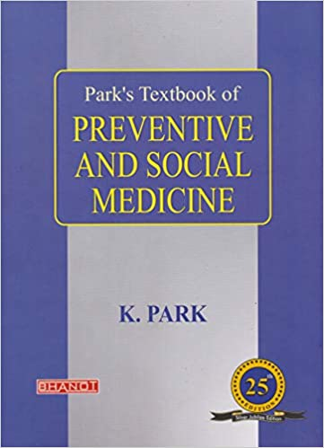 Preventive And Social Medicine K Park Ebook