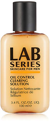 Lab Series Oil Control Clearing Solution, 3.4 Ounce