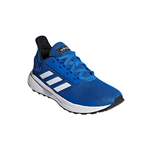 Adidas 9 Running Scarpe Unisex Bambini Bleu noir Duramo blanc t1wr1