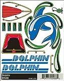 Pinecar PINSR488 Dry Transfer, Dolphin