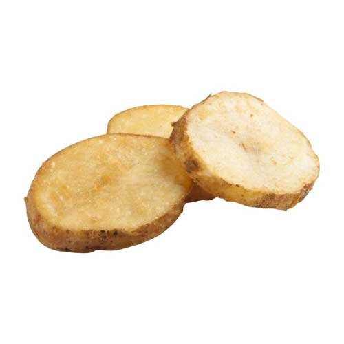 Simplot Natural Crisp Slice Potato French Fry, 5 Pound -- 6 per case.