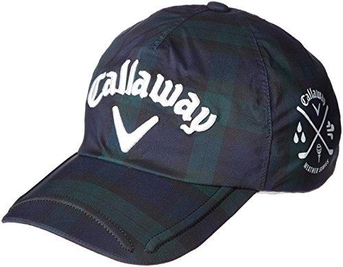 (キャロウェイアパレル) Callaway Apparel 定番 レインキャップ (高機能ファブリック採用:防水/透湿/防風/ストレッチ) 241-7984501 < メンズ >